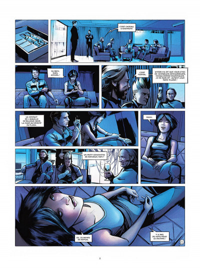 Page 4 Optic squad tome 1