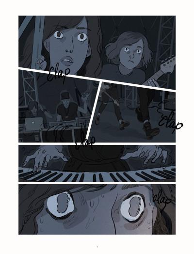 Page 1 La nuit est mon royaume