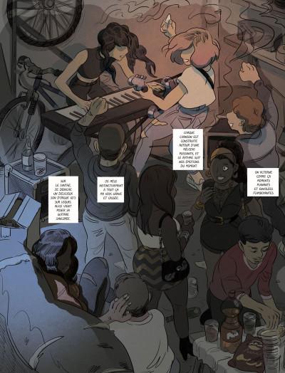 Page 4 La nuit est mon royaume
