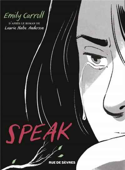 Couverture Speak