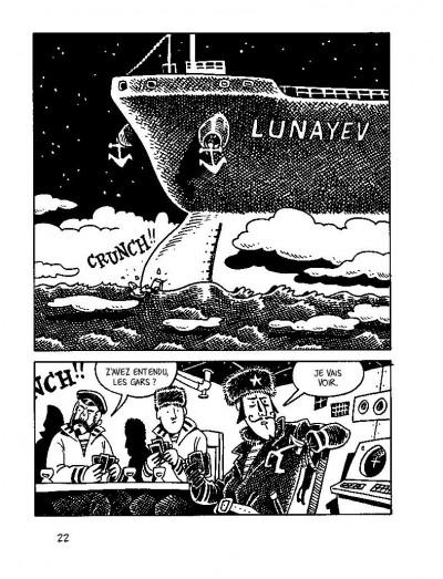Page 6 cratère XV