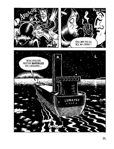 Page 9 cratère XV