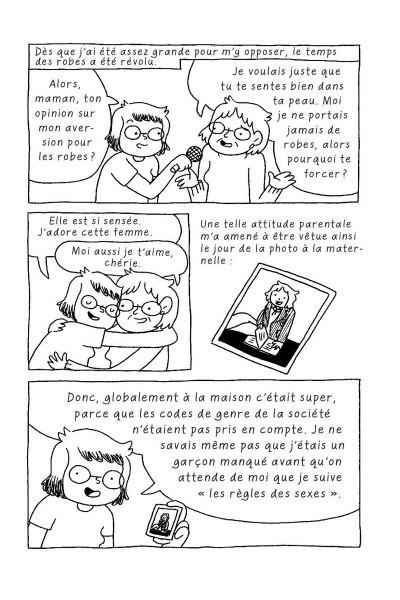 Page 9 garçon manqué