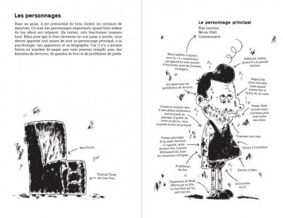 Page 1 Comment écrire un polar suédois sans se fatiguer