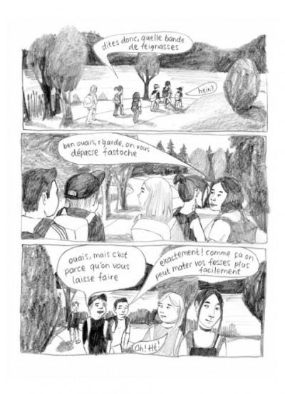 Page 2 Ce qui se passe dans la forêt
