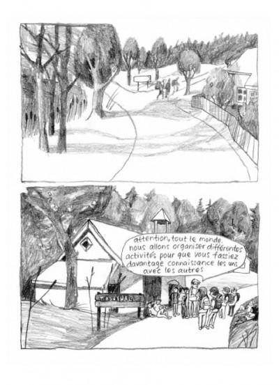 Page 4 Ce qui se passe dans la forêt