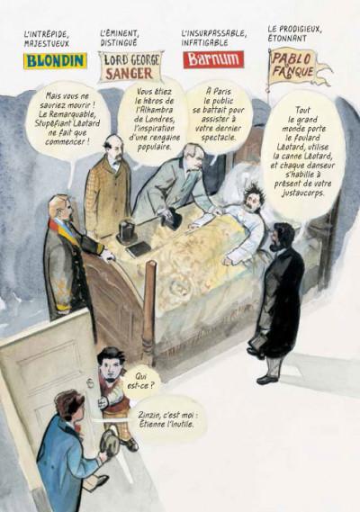 Page 1 Le remarquable et stupéfiant M. Léotard