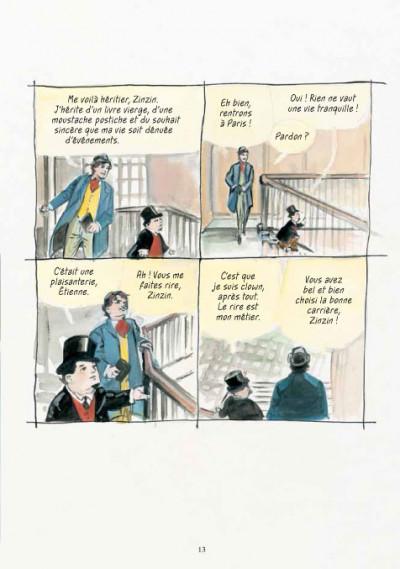 Page 4 Le remarquable et stupéfiant M. Léotard