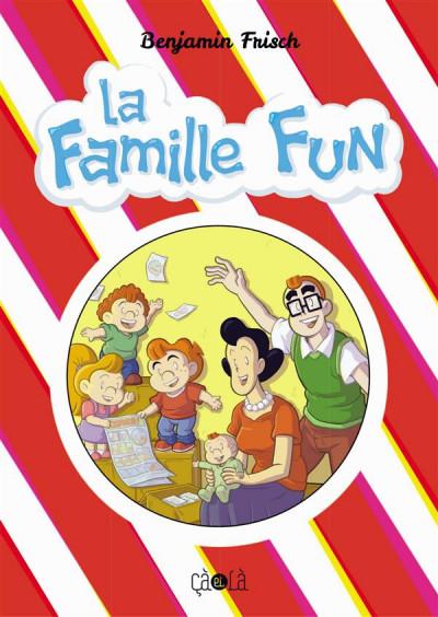 Couverture La famille fun