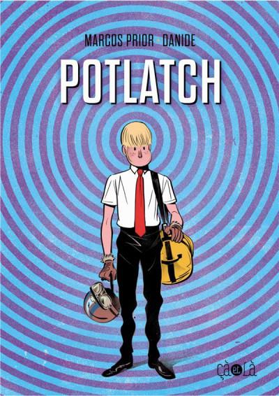 Couverture Potlatch
