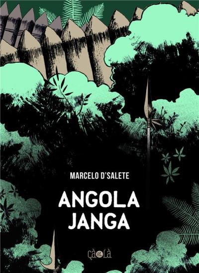 Couverture Angola Janga