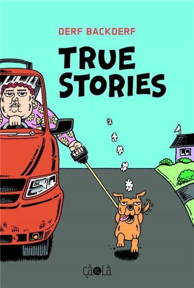 Couverture True stories