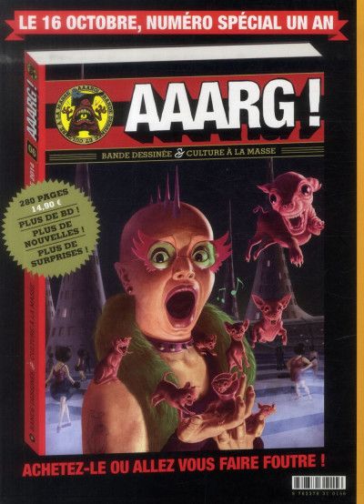 Dos Revue Aaarg tome 5