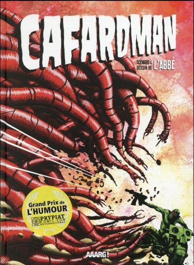 Couverture Cafardman