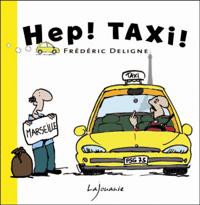 Couverture hep ! taxi !
