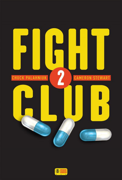 Couverture Fight club 2