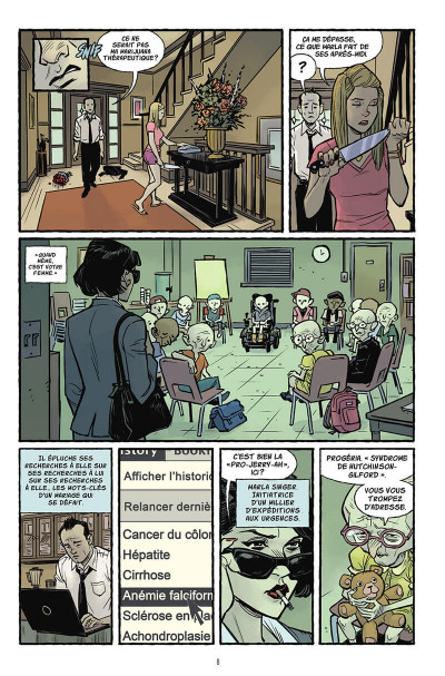 Page 9 Fight club 2