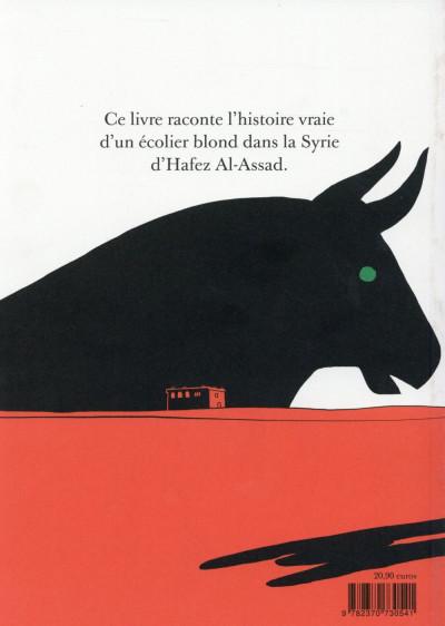 Dos L'arabe du futur tome 2