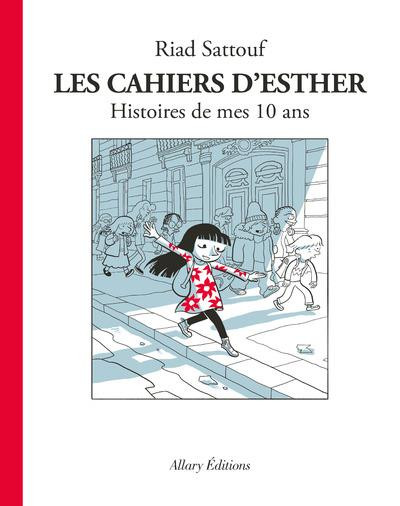 Couverture Les cahiers d'Esther tome 1
