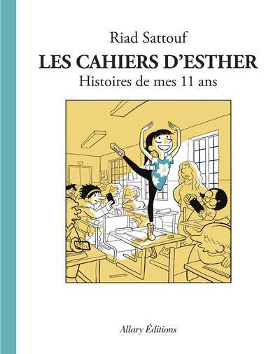 Couverture Les cahiers d'Esther tome 2