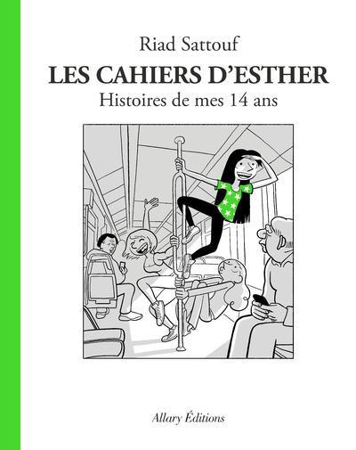 Couverture Les cahiers d'Esther tome 5