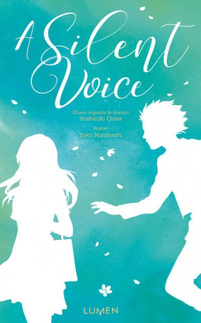 Couverture A silent voice - roman