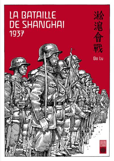 Couverture La bataille de Shangai 1937