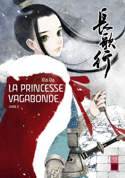Couverture La princesse vagabonde tome 2