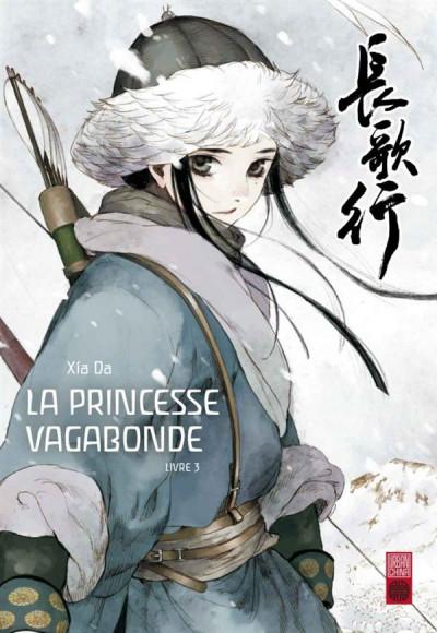 Couverture La princesse vagabonde tome 3