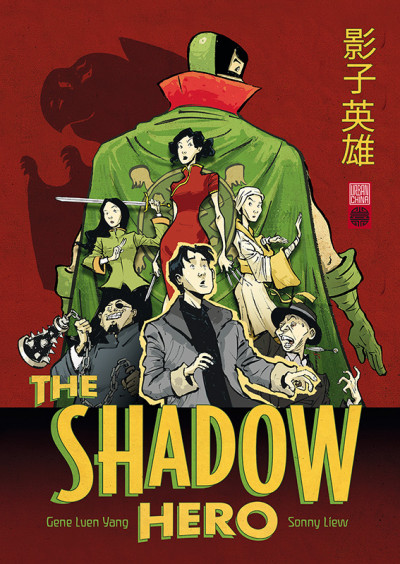 Couverture The shadow hero