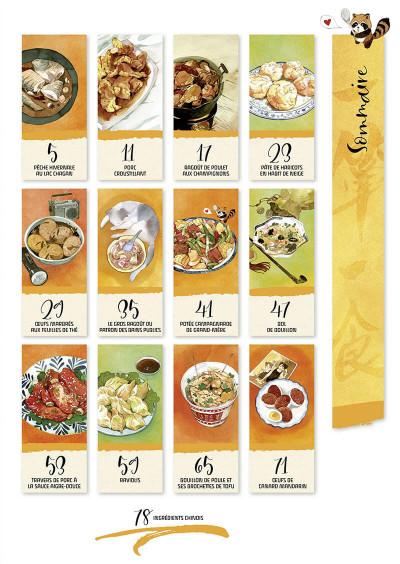 Page 6 Les recettes chinoises de Wang He