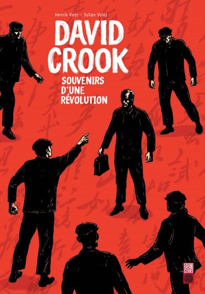 Couverture David Crook