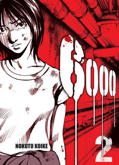 Couverture 6000 tome 2