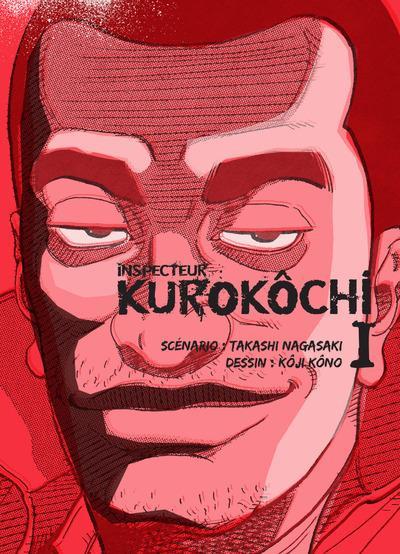Couverture Inspecteur kurokochi tome 1