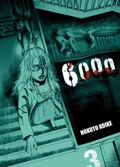 Couverture 6000 tome 3