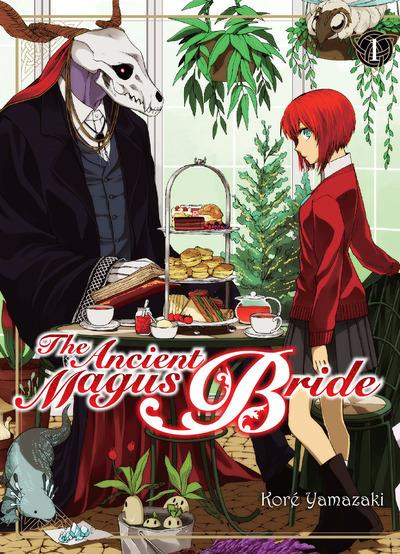 Couverture The ancient magus bride tome 1