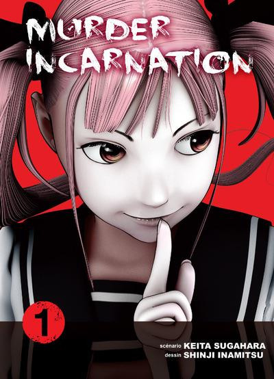 Couverture Murder incarnation tome 1