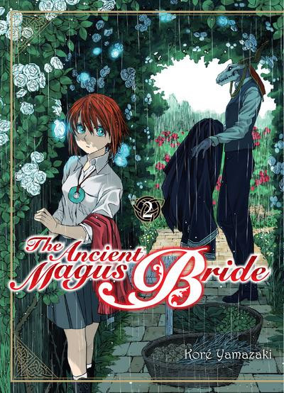 Couverture The ancient magus bride tome 2