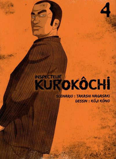 Couverture Inspecteur Kurokochi tome 4