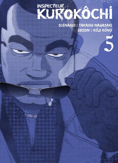 Couverture Inspecteur Kurokochi tome 5