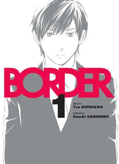 Couverture Border tome 1