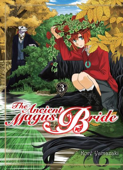 Couverture The ancient magus bride tome 3