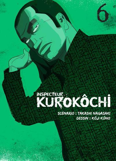 Couverture Inspecteur Kurokochi tome 6