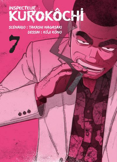 Couverture Inspecteur Kurokochi tome 7