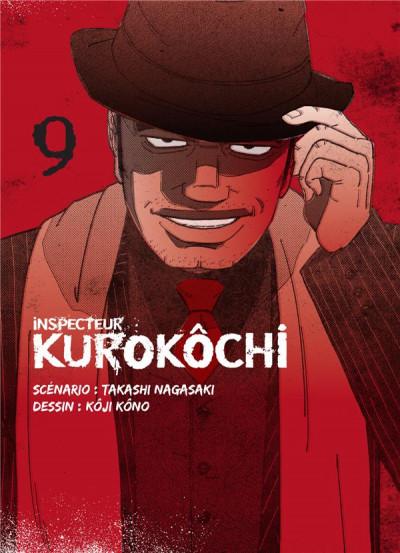 Couverture Inspecteur Kurokochi tome 9