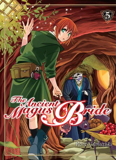 Couverture The ancient magus bride tome 5