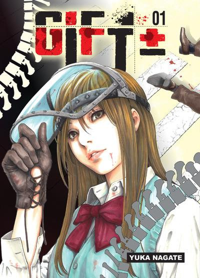 Couverture Gift +- tome 1