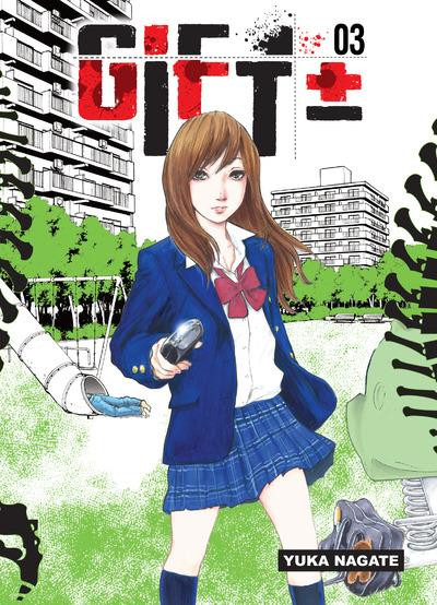 Couverture Gift +- tome 3