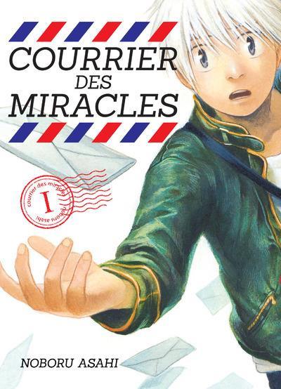 Couverture Courrier des miracles tome 1