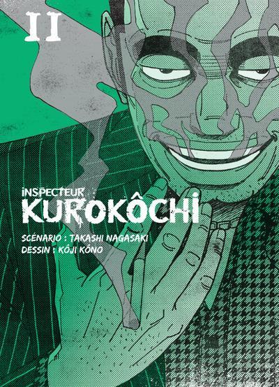 Couverture Inspecteur Kurokochi tome 11
